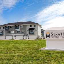 Rental info for Stratford Crossing Townhomes