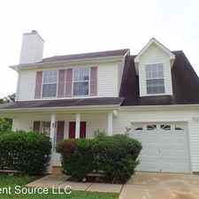 Rental info for 87 Inverness Trace