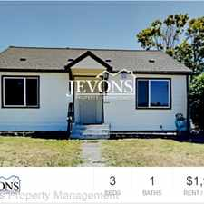 Rental info for 6301 S Thompson Ave in the South Tacoma area