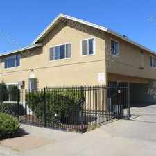 Rental info for 3BD/2BTH PALMDALE EAST APARTMENT in the Palmdale area