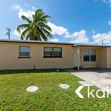 Rental info for 630 NW 17th St.