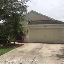 Rental info for 30332 Princess Bay Drive in the Wesley Chapel area