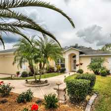 Rental info for 1873 Forough Cir in the Port Orange area