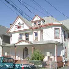 Rental info for 116- 118 Catherine St. in the Brooklawn - St. Vincent area
