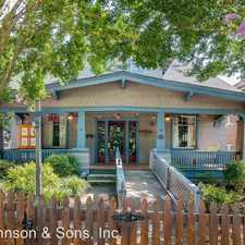 Rental info for 1412 Glade St