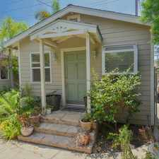 Rental info for 440 West Elk Avenue #A in the Pacific-Edison area