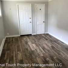 Rental info for 1617 3rd Ave - Unit 4 in the Jefferson area