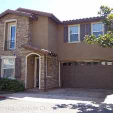 Rental info for 2101 Canyon Cr. in the Westside Costa Mesa area