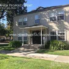 Rental info for 2228 24th Street in the Curtis Park area