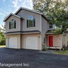 Rental info for 1312-1314 22ND ST in the Happy Valley area