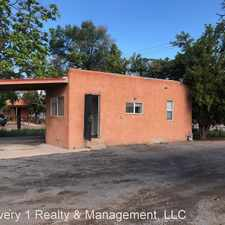 Rental info for 1410 Arenal Road SW in the South Valley area