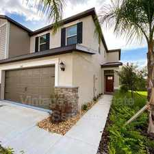 Rental info for 1389 White Fox Run in the Land O' Lakes area
