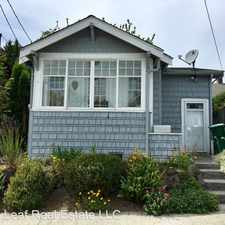 Rental info for 4125 Francis Ave N