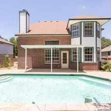Rental info for 4 Bedroom 2 Bath Home in San Antonio with a Pool!