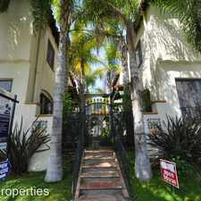Rental info for 1417 S Crescent Hts in the PICO area