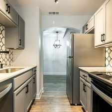 Rental info for Villas at Southport in the South Lamar area
