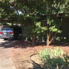 Rental info for 4401 Baron Avenue in the North Highlands area