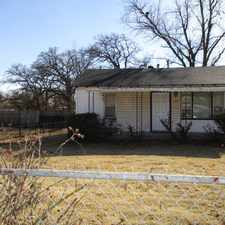 Rental info for 9630 Southeast 6th Street in the Midwest City area