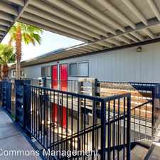 Rental info for AZ Commons in the Miramonte area