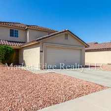 Rental info for 4Bed/1.75Bath House in El Mirage, AZ -- Ready for Immediate Move In!