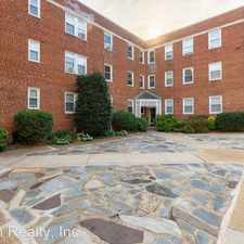 Rental info for 2040 N. Vermont Street - Unit #103 in the Waverly Hills area