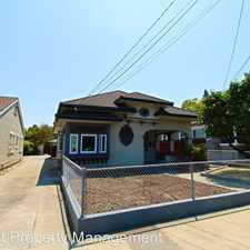 Rental info for 1214 Hester Ave. in the Garden Alameda area