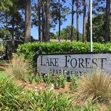 Rental info for Lake Forest in the Daphne area