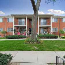 Rental info for Riverstone Apartment Homes in the Southfield area