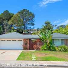 Rental info for 14156 Mango Dr. in the North City area