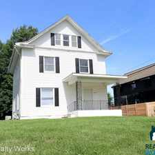 Rental info for 621 North 24th Street in the Hawley area