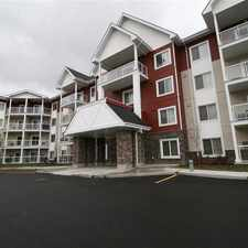 Rental info for 107 - 2229 44 Ave in the Meadows Area area