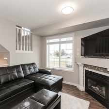 Rental info for 126 Ave NW & 47 St NW in the Homesteader area