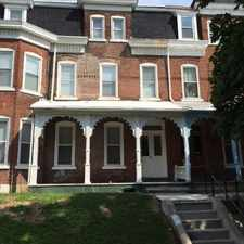 Rental info for 929 W Gordon Street - Unit 2 in the Allentown City Historic District area