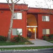 Rental info for The Crescent @ Memory Park Apts in the Panorama City area