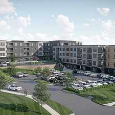 Rental info for The Flats at Dorsett Ridge Apartments in the Maryland Heights area