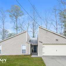 Rental info for 3356 Tia Trace Northwest in the Kennesaw area