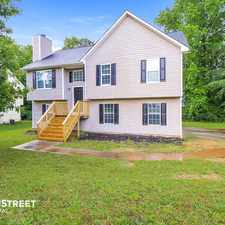 Rental info for 464 Grove Park Drive