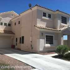 Rental info for 8000 DANCING SUNSET - 8000D in the Tule Springs area