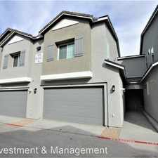 Rental info for 544 Teovani St #915 in the MacDonald Ranch area