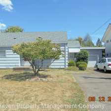 Rental info for 140 SW Daniels St in the McMinnville area