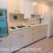 Rental info for 4109 S Highland Drive #D