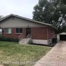 Rental info for 5985 S 2100 W - 5985 in the Roy area