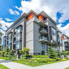 Rental info for 4189 Cambie Street #501