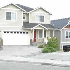 Rental info for 3904 69th Drive Northeast in the Marysville area