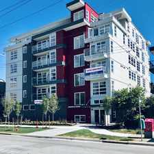 Rental info for Magnolia Place in the North Vancouver area