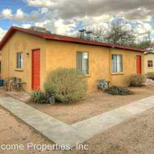 Rental info for 1631-1639 E Hedrick in the Hedrick Acres area
