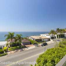 Rental info for 18069 Coastline Drive - 18069-19 Unit 20 in the Pacific Palisades area