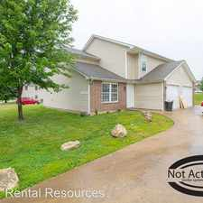 Rental info for 1531 Bodie