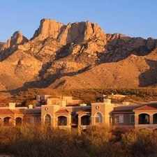 Rental info for 1500 E. Pusch Wilderness Dr. #6107 in the Oro Valley area