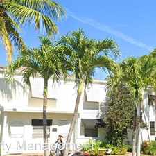 Rental info for 124 N Palmway - 5 in the Lake Worth area